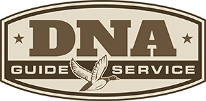 DNA GUIDE SERVICE WESTERN MINNESOTA DUCK HUNTING Guides FINAL LOGO