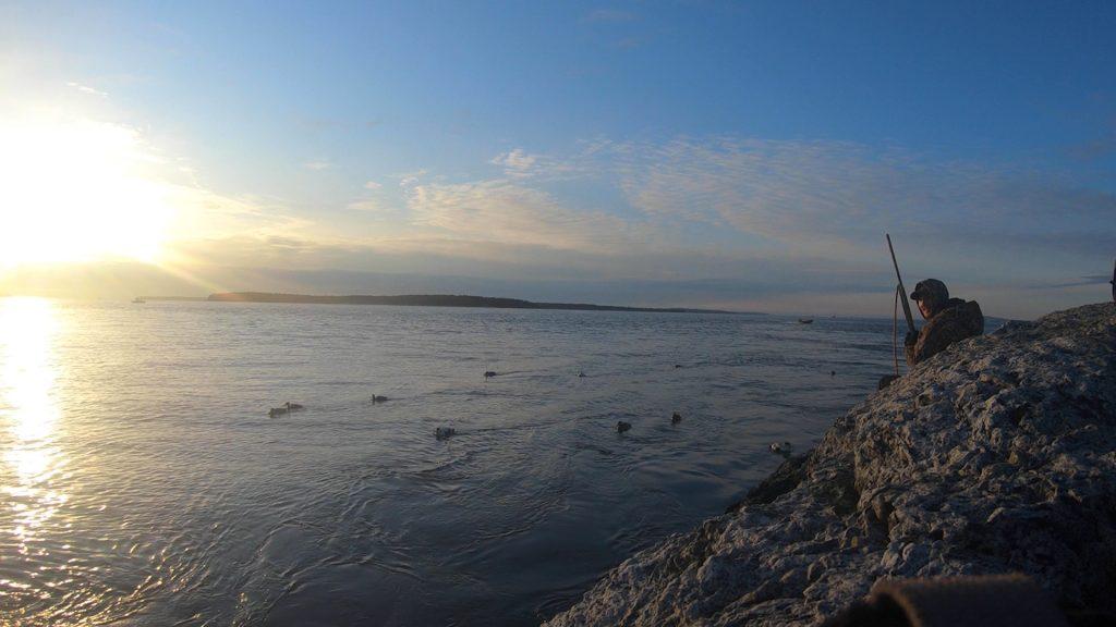 Atlantic Ocean, coast of Maine